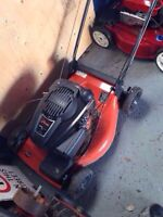 Ariens self propelled lawnmower. Won't start, turns over