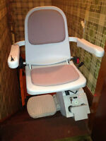 Acorn stair lift Superglider 120 (with remote)