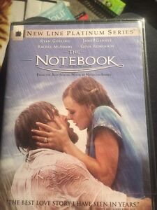 The Notebook DVD  West Island Greater Montréal image 1