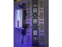 Marine used equipment available, skimmer,led lights,ro
