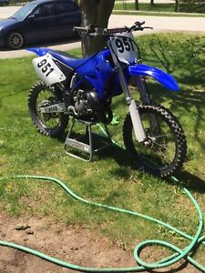 2003 Yamaha yz125 for sale