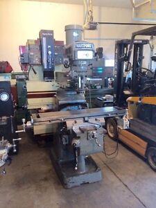 Milling machine Kitchener / Waterloo Kitchener Area image 1