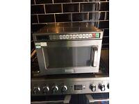 PanasonicNE1856Heavy Duty Commercial Microwave