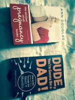 Two Brand New Pregnancy Books