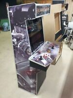Custom Arcade Machines With 3000+ Games!