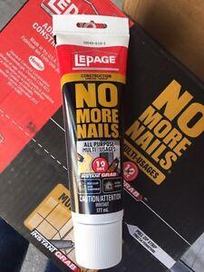 Brand new all purpose construction adhesive
