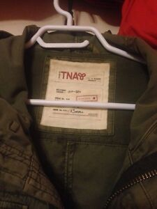 TNA Aritzia Light Jacket Kitchener / Waterloo Kitchener Area image 3