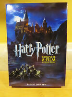 Harry Potter:Complete 8 Film(DVD) Collection