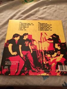 RARE BILLY TALENT RED AND YELLOW VINYL London Ontario image 4