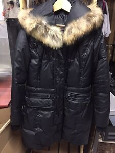 Atelier Noir , down filled parka Medium