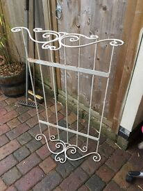 Victorian style airer