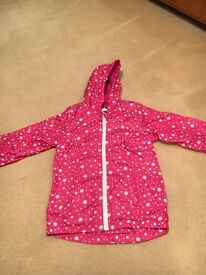 Girls Campri rain coat