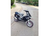 Gilera runner 125 not piaggio typhoon,zip,bmw,honda,golf