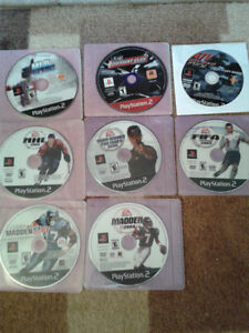PS2 SPORTS AND RACING GAMES! ONLY $3 EACH! Oakville / Halton Region Toronto (GTA) image 1