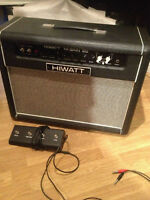 HIWATT ECHANGE POSSIBLE