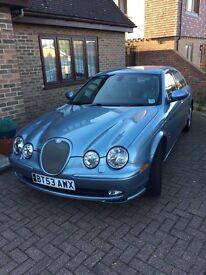 Jaguar S Type. 4.2 Sport