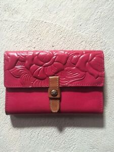 Various purses and wallet
