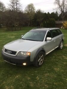 2003 Audi Allroad all original only 118000kms