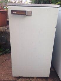 Phillips fridge with small freezer