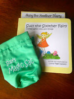 Susy the Soother Fairy Book