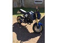 Honda 125cc msx