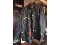 Barbour International Jacket For Sale.