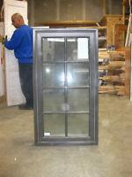 Fenêtre Aluminium/bois Battant - Aluminum/wood casement window