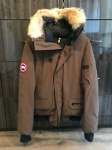 Canada Goose - Chilliwack Bomber Caribou Brown ( Mens XS )