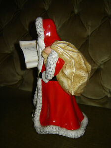 Signed Royal Doulton - Father Christmas HN399 London Ontario image 2