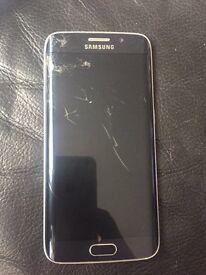 Samsung galaxy s6 edge £180