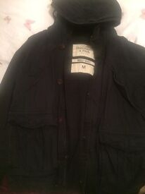 Abercrombie and Fitch Wakely Jacket Medium