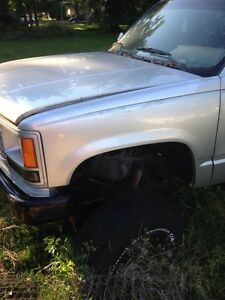 92 chev 1500 trade for sled Kitchener / Waterloo Kitchener Area image 7