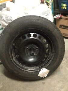 Michelin X-Ice 3 winter tires with rims Kitchener / Waterloo Kitchener Area image 3