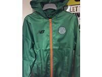 Celtic rain coat