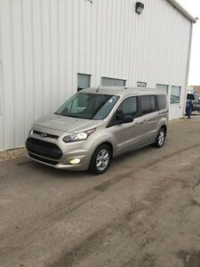 2014 Ford Transit Connect XLT Wagon 180° Rear Doors