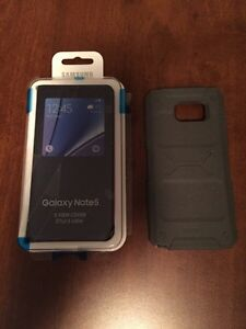 Note 5 Cases