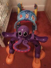 Little tikes ocean explorer 3in 1 baby toy