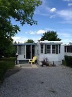Carefree Resort on Gleniffer Lake