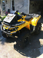 Can-Am 2013 Outlander XT 1000