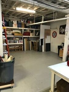 Shared studio space - Aug 15th or Sept 1st