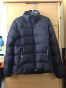 macpac sundowner women's winter jacket large