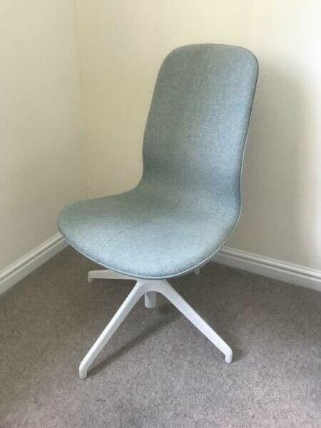 Terrific Ikea White And Gray Steel Base Office Chair In Billinge Manchester Gumtree Pabps2019 Chair Design Images Pabps2019Com