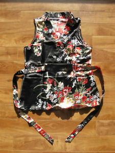 Brand New Black/Red Top Size S