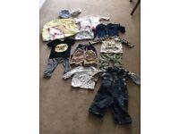 Bargain 3-6 month boy bundle