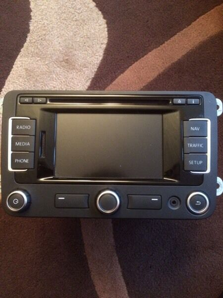 Vw headunit