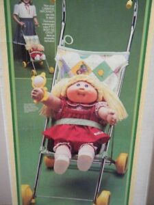 Vintage Cabbage Patch Kid Stroller