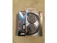 JVC headphones HA SR500 B New & more headphone & mini speaker