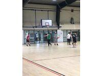 Sport Basketball and netball