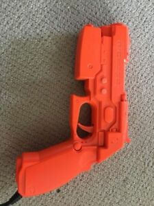 G/C NPC-106 Namco controller orange gun light pistol