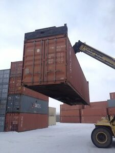 Jamie's Shipping Containers, Seacans...